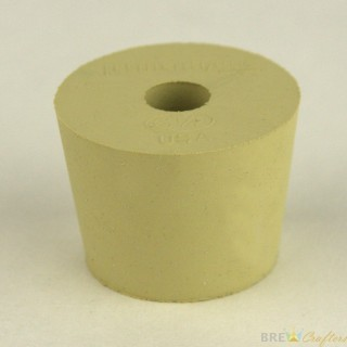 #5-1 / 2 Solid Rubber Stopper
