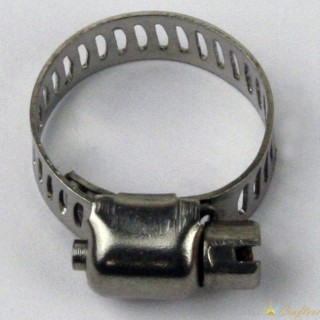 Micro Gear Clamp, 3 / 8 To 1 / 2