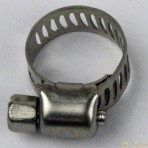 "Micro Gear Clamp, 1/4"" To 5/16"""