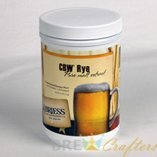 Briess Extract Rye - 3.3 lb Jar