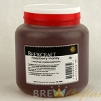 Rasberry Honey, 3lb Jar