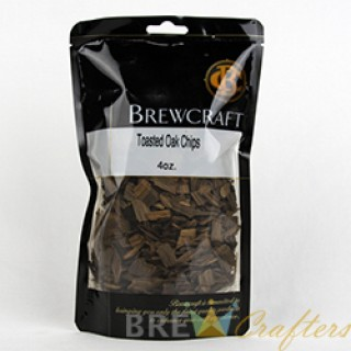 American Oak Chips, Toasted