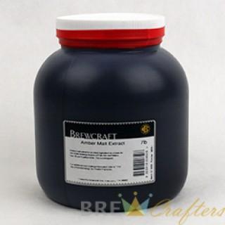 Brewcraft Bulk Extract, Amber - 7 lb Jar