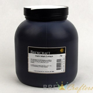 Brewcraft Bulk Extract, Dark - 7 lb Jar