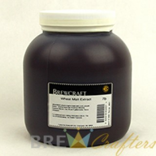 Brewcraft Bulk Extract, Wheat - 7 lb Jar